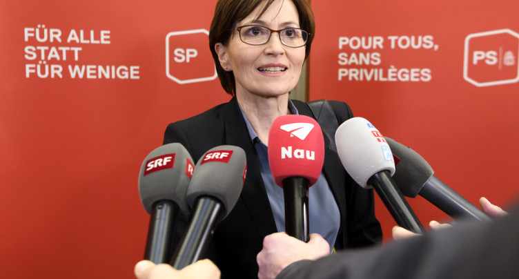 Le PS a auditionné Regula Rytz