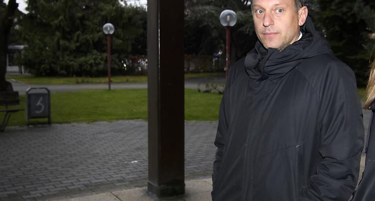 Yves Allegro condamné à 2 ans avec sursis pour contrainte sexuelle