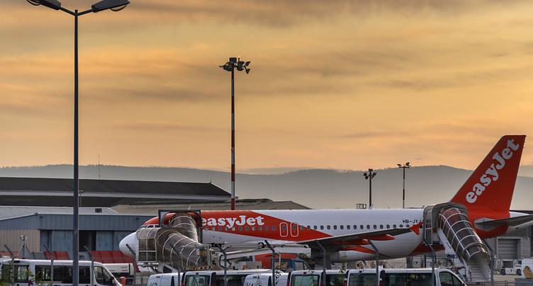 Grève en France: Easyjet biffe 16 liaisons vers la Suisse