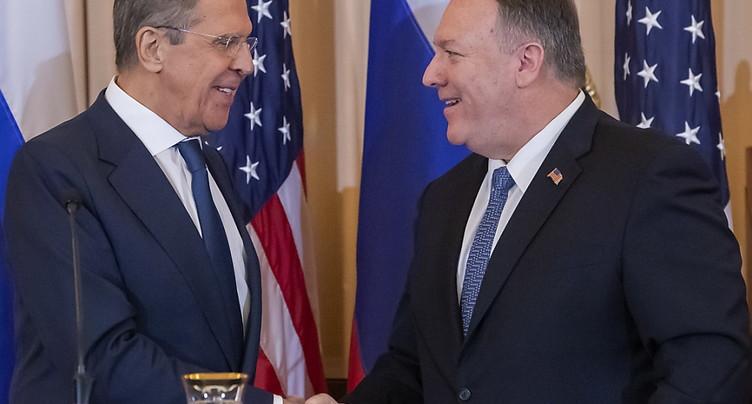Elections 2020: Pompeo menace Moscou de riposter en cas d'ingérence