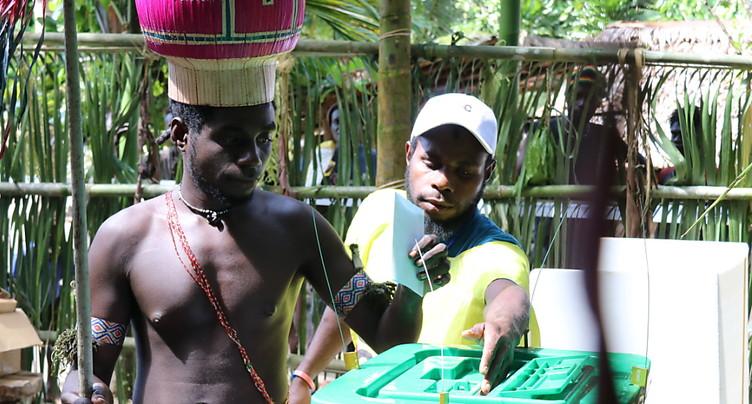 Les électeurs de Bougainville ont voté pour l'indépendance
