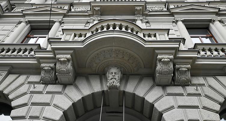 Credit Suisse rabote son objectif de rentabilité pour 2020