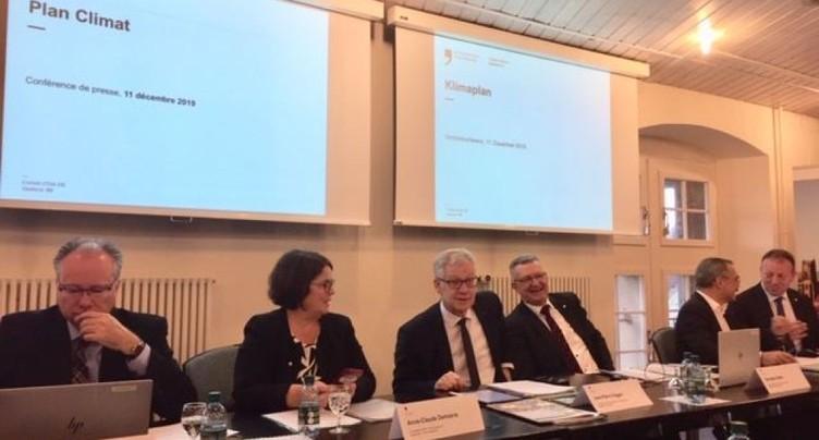 Fribourg définit sa politique climatique jusqu'en 2050