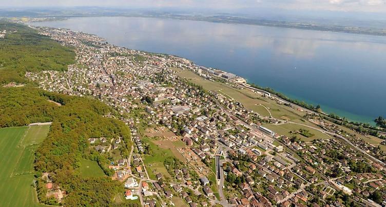 Travaux lancés pour la nouvelle commune de Neuchâtel