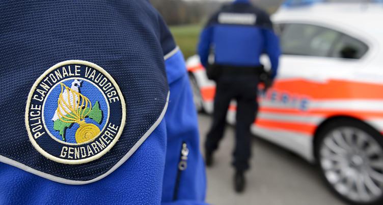 Voleurs arrêtés après une course-poursuite dans la Broye