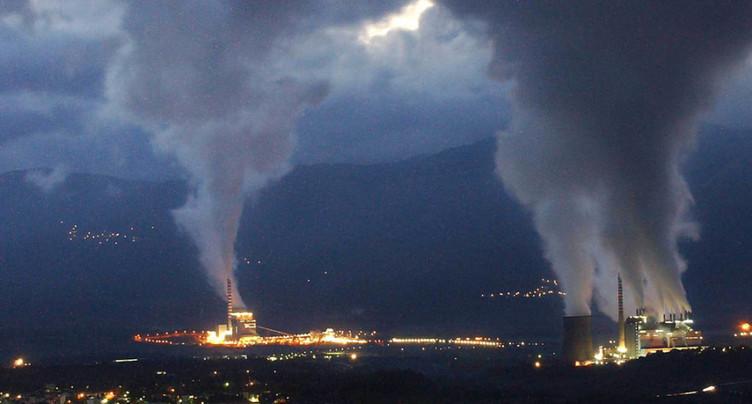 EPFL: un matériau capable de capter le CO2 dans les fumées humides