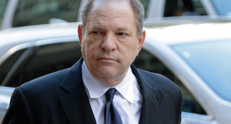 Accord de principe pour indemniser des victimes d'Harvey Weinstein