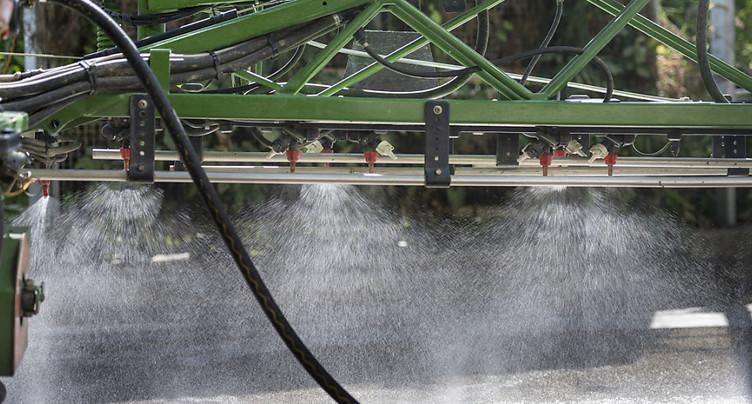 L'Office fédéral de l'agriculture interdit le chlorothalonil