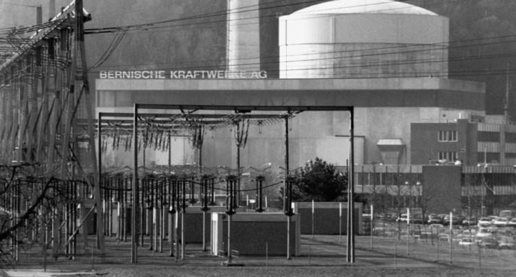 Arrêt définitif de la centrale de Mühleberg (BE) dans une semaine