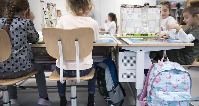 Nouvelle organisation de la filière bilingue primaire à Bienne