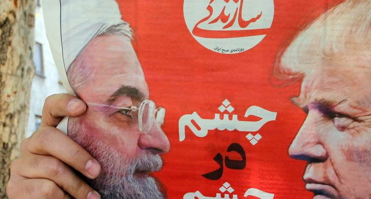 La conférence Croix-Rouge tourne à l'affrontement Iran/Etats-Unis