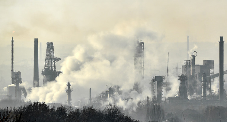 Accord sur la neutralité carbone d'ici 2050
