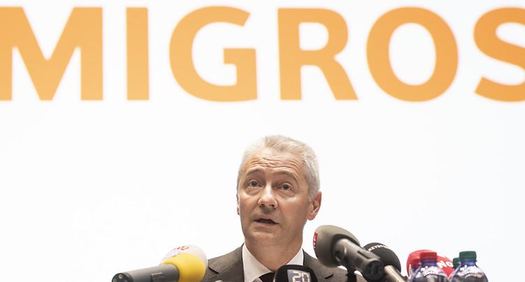 Migros vend Gries Deco à l'actionnaire Christian Gries