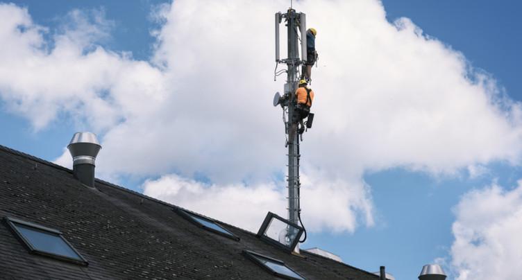 Vaud: pas de nouvelles antennes 5G pour l'heure