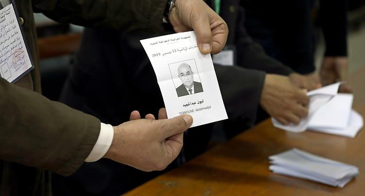 Abdelmadjid Tebboune élu président de l'Algérie (officiel)