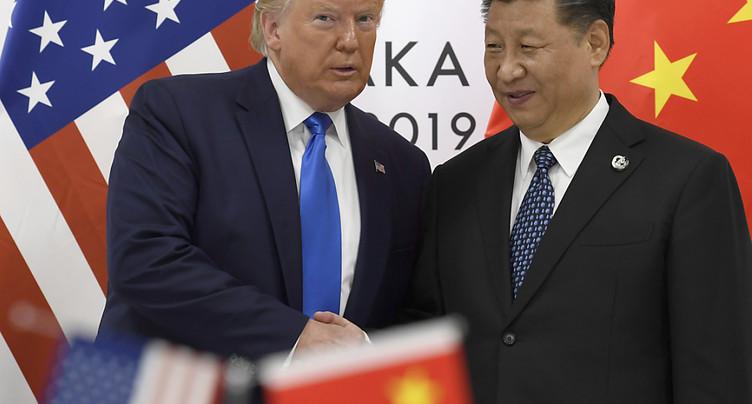 La Chine évasive sur le « grand » accord commercial annoncé par Trump
