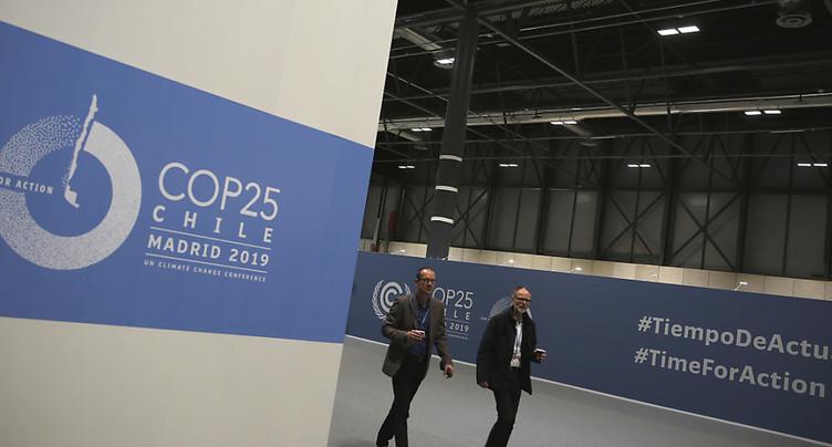 La COP25 s'achemine lentement vers un zéro pointé