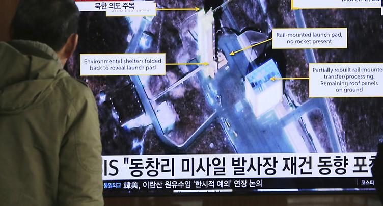 La Corée du Nord a effectué un nouveau « test crucial »