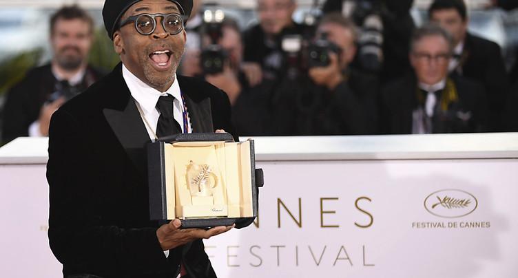 Le jury du Festival de Cannes présidé par le cinéaste Spike Lee