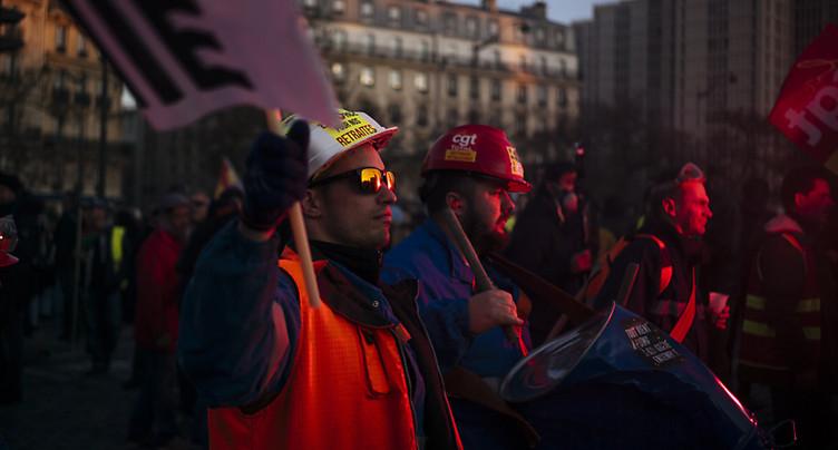 Réforme des retraites: nouvelles manifestations prévues en France