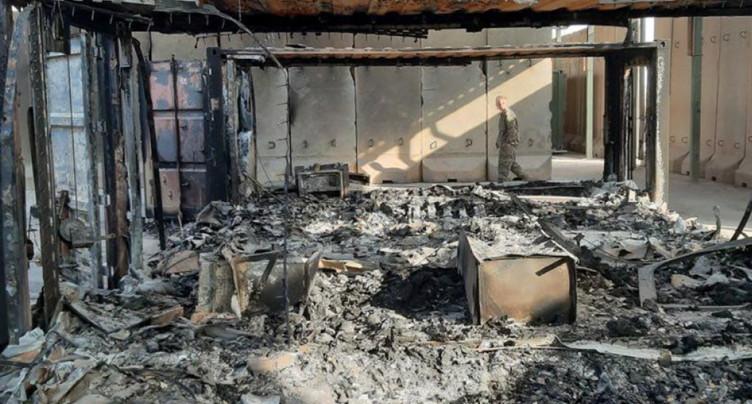 Attaque iranienne du 8 janvier: onze soldats américains blessés