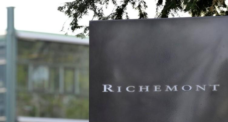 Richemont voit ses ventes trimestrielles progresser