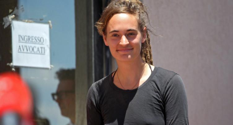 La Cassation italienne confirme la libération de Carola Rackete