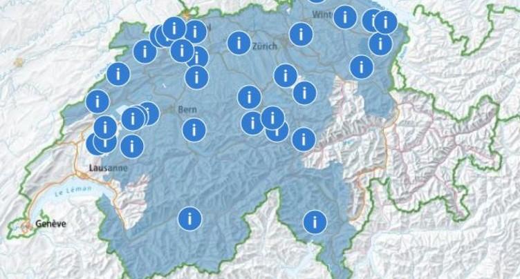 Perturbations sur le réseau Swisscom, les numéros d'urgence touchés