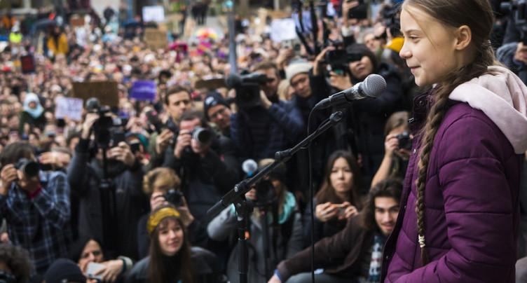 Greta Thunberg: « Ce n'est que le début »
