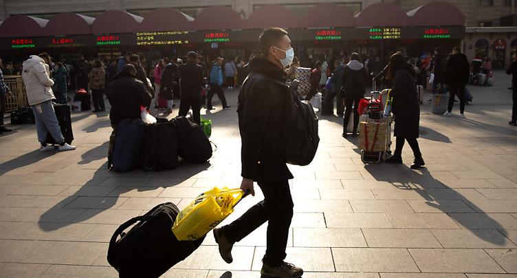 Mystérieuse pneumonie en Chine: de nouveaux cas signalés
