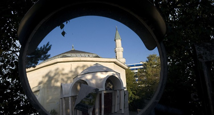La mosquée de Genève remise aux musulmans de Suisse