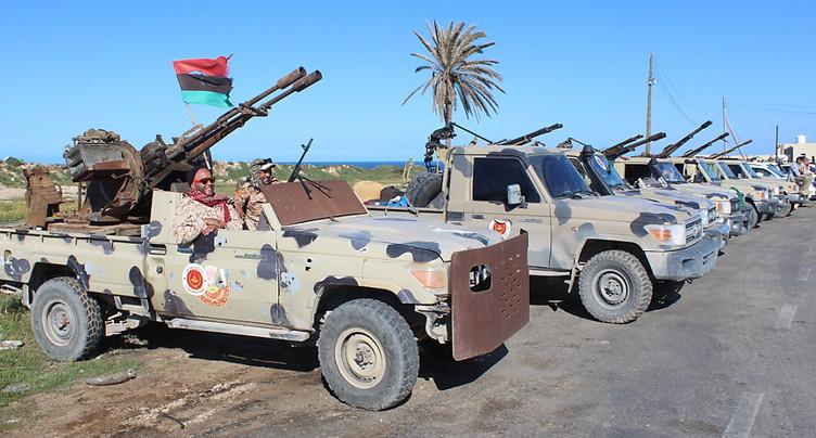 Sommet international pour tenter de pacifier la Libye