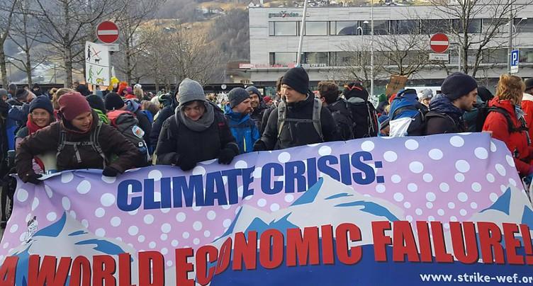 Le WEF doit prendre ses responsabilités pour le climat