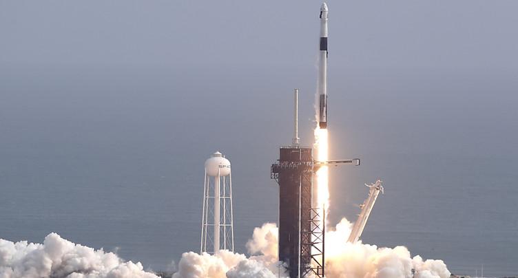 Ultime test réussi pour SpaceX, avant le lancement d'astronautes