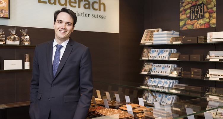 Le patron de Läderach répond aux accusations d'homophobie
