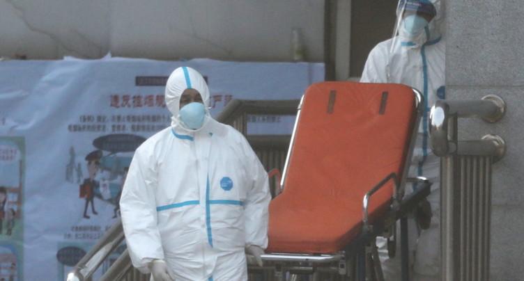 Nouveau virus: la Chine annonce une quatrième mort
