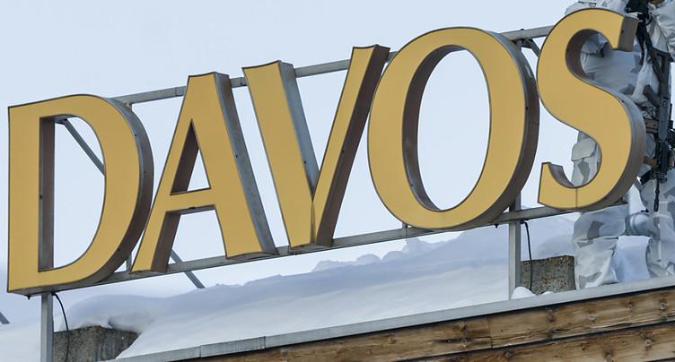 Malgré les contraintes, la commune de Davos tient au WEF