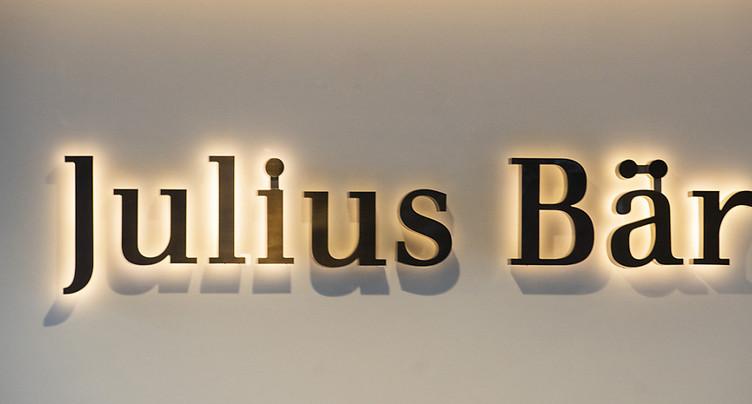 Julius Bär lance son offre pour les actifs numériques
