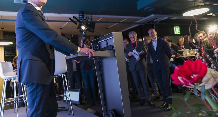 La fondation sur le numérique présidée par Leuthard lancée à Davos
