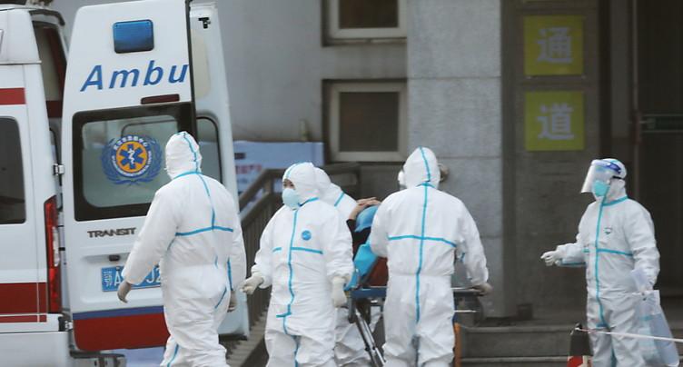Virus: la Chine relève le bilan à 9 morts et plus de 400 cas