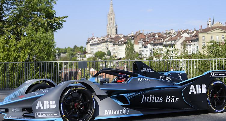 Faillite de l'organisateur du Grand Prix de Formule E en Suisse