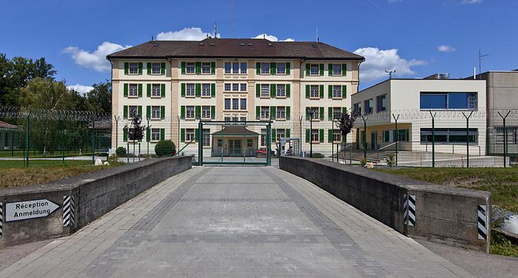 Bellechasse deviendra le site fribourgeois pour la détention pénale