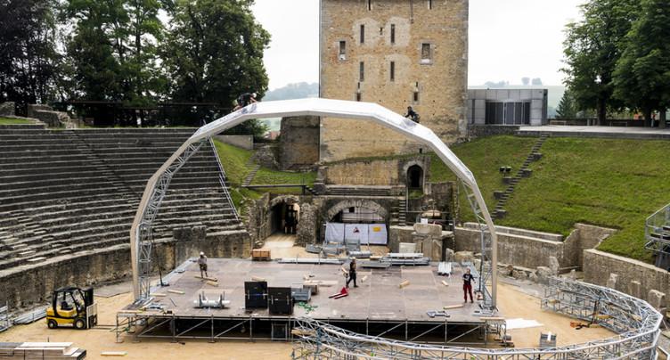Faillite déclarée pour Avenches Opéra après 24 ans de festival