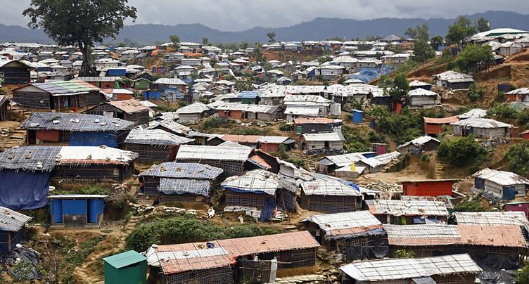 La Birmanie doit agir pour éviter un génocide contre les Rohingyas