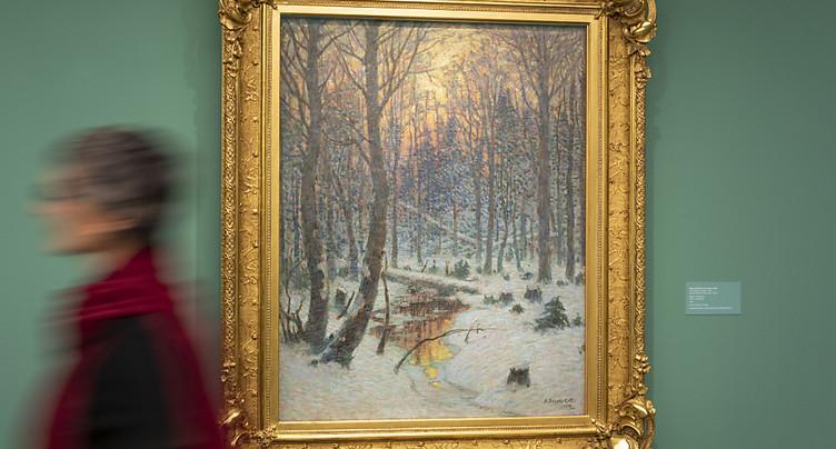Lausanne: l'Hermitage se penche sur l'impressionnisme canadien