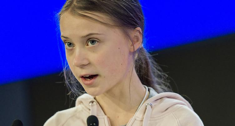 Greta Thunberg se fiche des attaques américaines contre elle