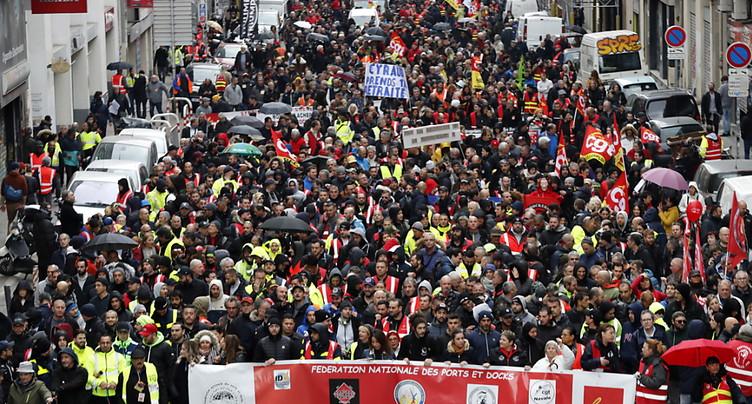 La réforme présentée, les opposants à nouveau dans la rue