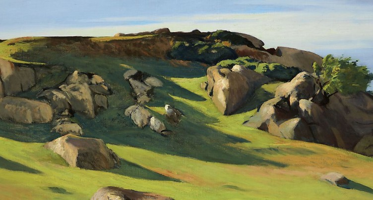 Les paysages d'Edward Hopper à la Fondation Beyeler à Riehen (BS)