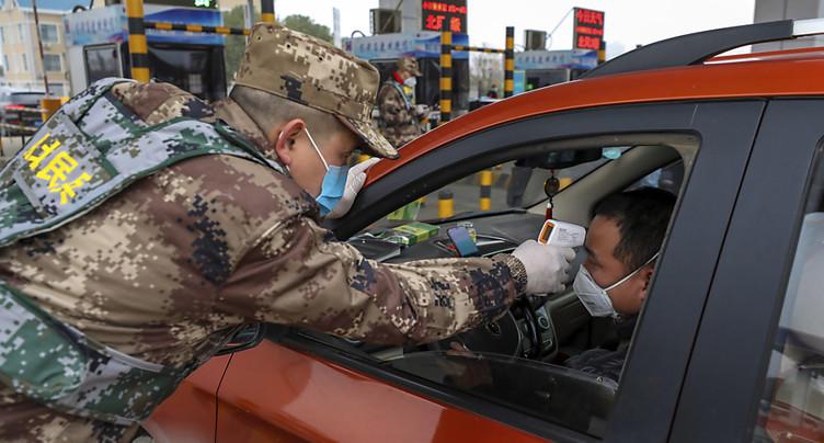 Des dizaines de millions de Chinois confinés en plein Nouvel An