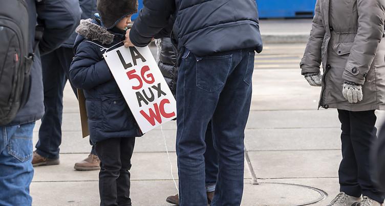 Des centaines de Suisses font part de leur peur de la 5G